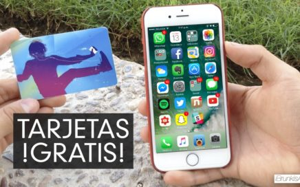 Como Conseguir Tarjetas De iTunes GRAT!S Con Tu iPhone!
