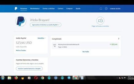 Como Ganar 25$ Con MoneyInvestmentsNetwork 2018 Junio