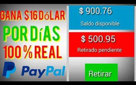 Cómo ganar 48 dolar en 3 días /ganar dinero para PayPal