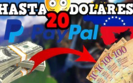 COMO GANAR 50 DOLARES PAYPAL SEMANALES EN VENEZUELA ONLINE | 400.000 BOLIVARES | MÉTODO OCTUBRE 2017