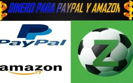 como GANAR DINERO FÁCIL para PAYPAL Y AMAZON | ElCrazySebas