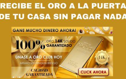 Como ganar dinero por - Oro Club
