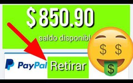 Cómo ganar dinero rápido para PayPal 2018/métodos definitivo