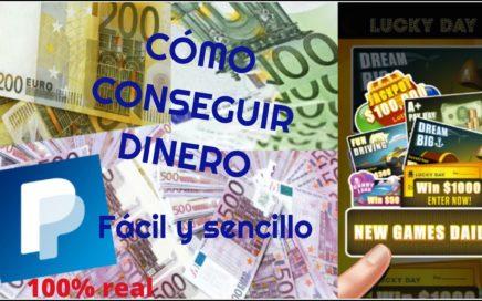 Cómo ganar dinero real fácil y sin esfuerzo !!! // How to win easy money // XNaD
