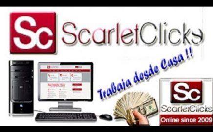 |Como registrarse y ganar dinero viendo anuncios en Scalet Clicks/DLC