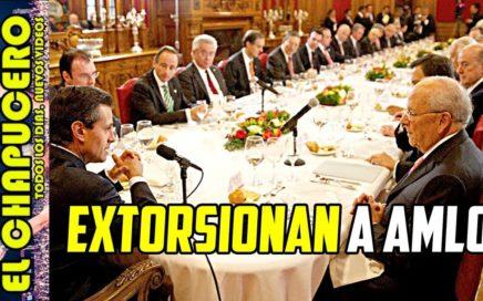 ELLOS AMENAZAN CON SACAR SU DINERO DE MEXICO SI GANA AMLO