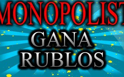 EXELENTE PAGINA PARA GANAR RUBLOS GRATIS 100% CONFIABLE + PRUEBAS DE PAGO 2018