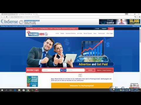 Gana 20 dolares diarios en Clixsense 2017 Dinero Online