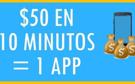 GANA $50 POR 10 MINUTOS   Video Encuestas   App para ganar dinero con tu celular