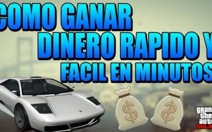 GANA DINERO DE FORMA RÁPIDA CON ESTE MÉTODO EN GTA ONLINE!!! 1.39