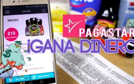 ¡GANA DINERO! | PagaStar APP | DINERO FÁCIL
