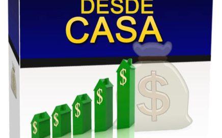 Ganar dinero desde casa (Mnima Inversión)