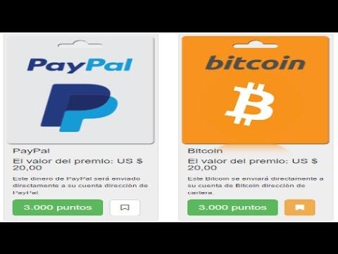 Ganar dinero gratis para Paypal, Bitcoin (Satoshis)Comprobante de pago en la descripción