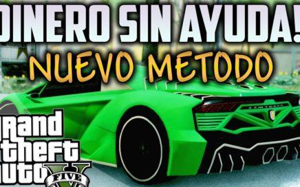 GTA 5 ONLINE - DINERO INFINITO SIN AYUDA - Como ganar Dinero y rp infinito sin trucos