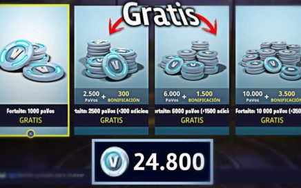 "NEW HACK FORTNITE 100% REAL ""COMO CONSEGUIR PAVOS GRATIS!"" PARA PC ,PS4 Y XBOX "" SIN BANNEOS (2018)"