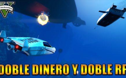 NUEVOS Golpes con Doble Dinero y Doble RP + Ofertas y Descuentos GTA 5 Online