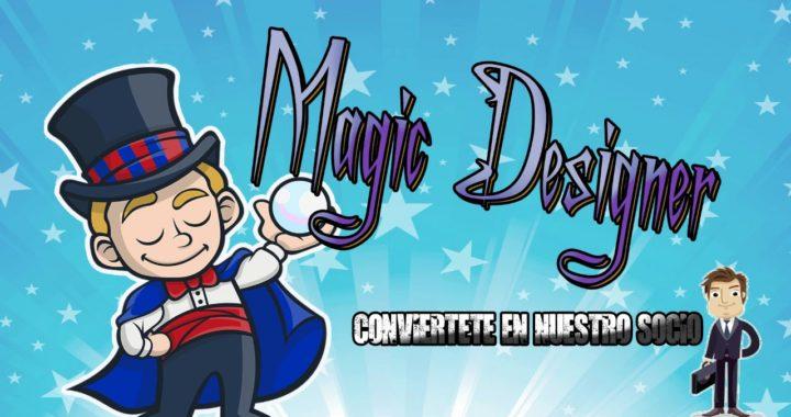 ¿Quieres Ganar Dinero De Forma Fácil Por Internet? | Magic Desinger.