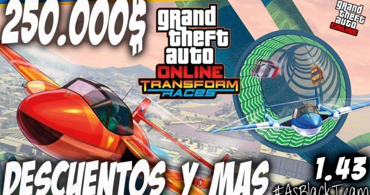 ROCKSTAR TE REGALA 250.000$ por JUGAR - GTA 5 - DESCUENTOS y ACTUALIZACIONES  - (PS4 - XB1 - PC)