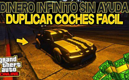 *SOLO* - DUPLICAR COCHES - coches GRATIS - GTA 5 ONLINE - MATRICULAS LIMPIAS - (dinero infinito)