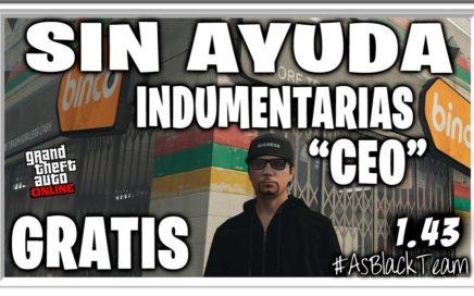 """*SOLO* - GRATIS - TENER INDUMENTARIAS """"CEO"""" SECUROSERV - GTA 5 - SIN AYUDA- (PS4 - XBOX One - PC)"""