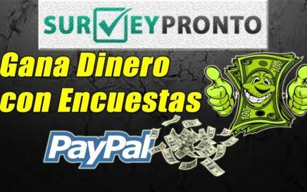 SurveyPronto Gana Dinero a Paypal con Encuestas Remuneradas (5$ Gratis)   Gokustian