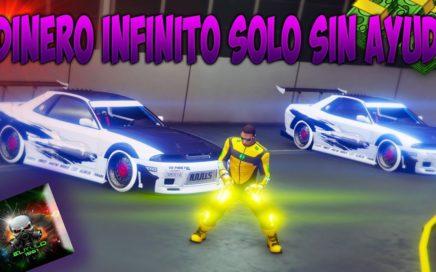 TRUCO GTA 5 ONLINE 1.43 DINERO INFINITO SIN AYUDA! 1.000.000$ 5Min TRUCAZO BESTIAL! -COCHES GRATIS-