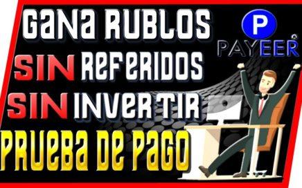 Vbon Site Gana Rublos SIN REFERIDOS y SIN INVERTIR [ Tengo Dinero ]
