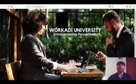 WORKADI ESPAÑOL La Nueva Plaforma Para Ganar Dinero Rapido Por Internet 2018