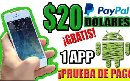 20 Dolares con 1 app Android   Dinero con el Celular