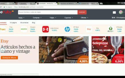 BERUBY-Cashback y otras formas para ganar dinero