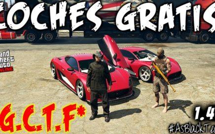 *COCHES o AERONAVES GRATIS* - DAR o REGALAR COCHES a AMIGOS - GTA 5 - GIVE CARS to FRIENDS - G.C.T.F