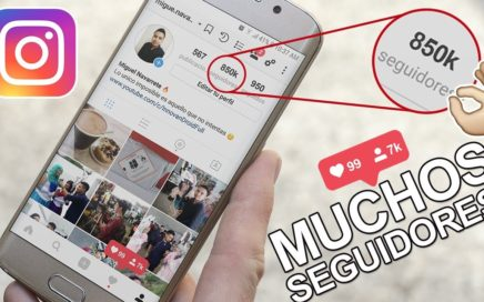 Como Conseguir Muchos Seguidores en Instagram Fácil y Rápido!