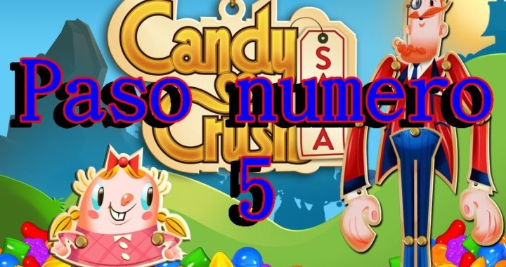 Como ganar dinero con candy crush con solo 5 pasos