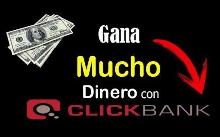 Como ganar dinero con Clickbank 2018 y 2019