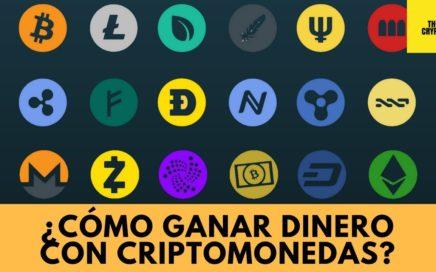¿Cómo ganar dinero con Criptomonedas? -  SEBASTIAN
