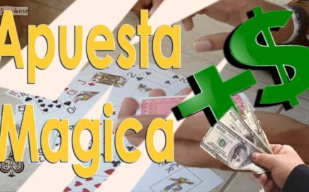 Como Ganar Dinero con Magia - Truco de magia- Magic Trick