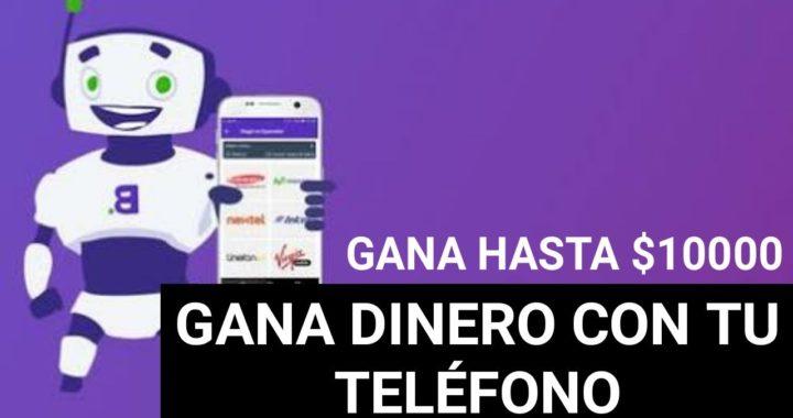 COMO GANAR DINERO CON TU TELÉFONO MÉXICO / ESTADOS UNIDOS