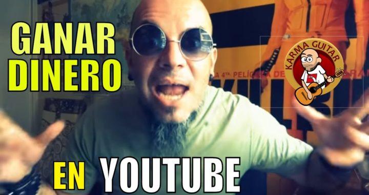 Como GANAR DINERO con tus VIDEOS DE YOUTUBE   GOOGLE ADSENSE
