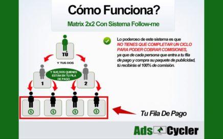 COMO GANAR DINERO DESDE CASA CON ADS CYCLER