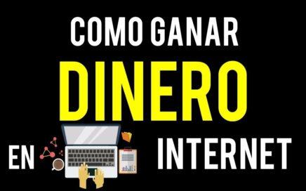 Como GANAR Dinero en Internet | GANA DINERO desde Tu Casa | Gana Dinero para Paypal