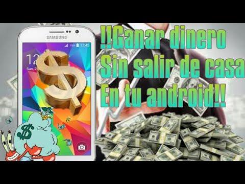 COMO GANAR DINERO EN TU ANDROID | DINERO FACIL Y SEGURO