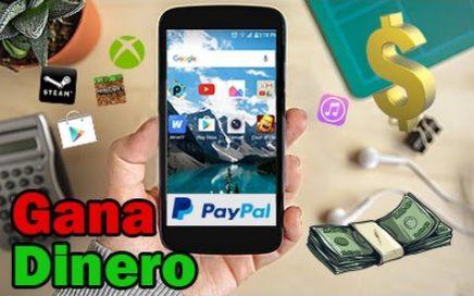 Como ganar dinero Facil y Rapido con tu celular