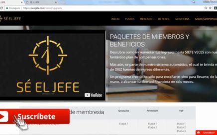 Como ganar dinero por internet 2018 | 100% en español