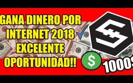 Como ganar dinero por Internet 2018 Julio con IOST!!!