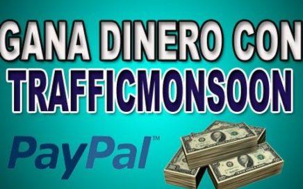 Como Se Gana Dinero con Trafficmonsoon Bien Explicado 2015