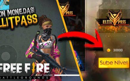 COMPRA EL PASE ELITE CON MONEDAS DE ORO FREE FIRE CUIDADO NO LO HAGAS