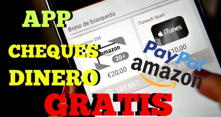 ¡Consigue DINERO y CHEQUES de AMAZON con tu TELÉFONO! (¡APP para GANAR PREMIOS!) || Superate