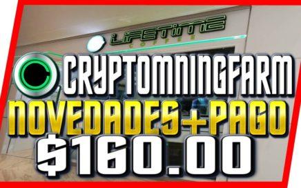 Cryptominingfarm Novedades Y Prueba De Pago [ Invertir En Bitcoins y Ganar Dinero ]