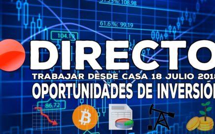 Directo: Oportunidades de inversión en bolsa - Bitcoin, Cristiano Ronaldo, Netflix, Apple...