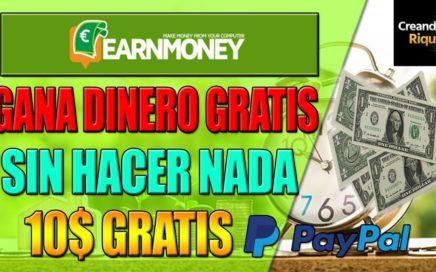 Earn Money Network Explicación Completa | Cómo ganar $ 2,50 dólares por referido SIN INVERTIR
